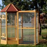 Cages et volières